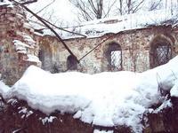 Вологда. Горний Успенский женский монастырь. Церковь Алексия, человека Божия