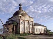 Церковь Георгия Победоносца - Георгиевская - Сямженский район - Вологодская область