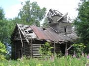 Часовня Зосимы и Савватия - Афонинская - Харовский район - Вологодская область