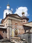 Сызрань. Вознесенский мужской монастырь. Церковь Феодоровской иконы Божией Матери