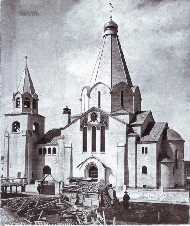 Церковь Троицы Живоначальной, Балаково