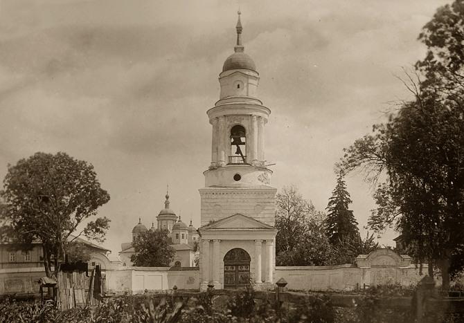 Чолнский Спасский монастырь, Кветунь