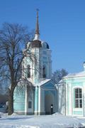Церковь Михаила Архангела в Летове - Летово - Новомосковский административный округ (НАО) - г. Москва