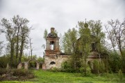Церковь Иоанна Предтечи - Колегаево, урочище - Некоузский район - Ярославская область