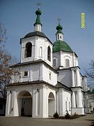 Старочеркасская. Донской Старочеркасский мужской монастырь. Церковь Донской иконы Божией Матери