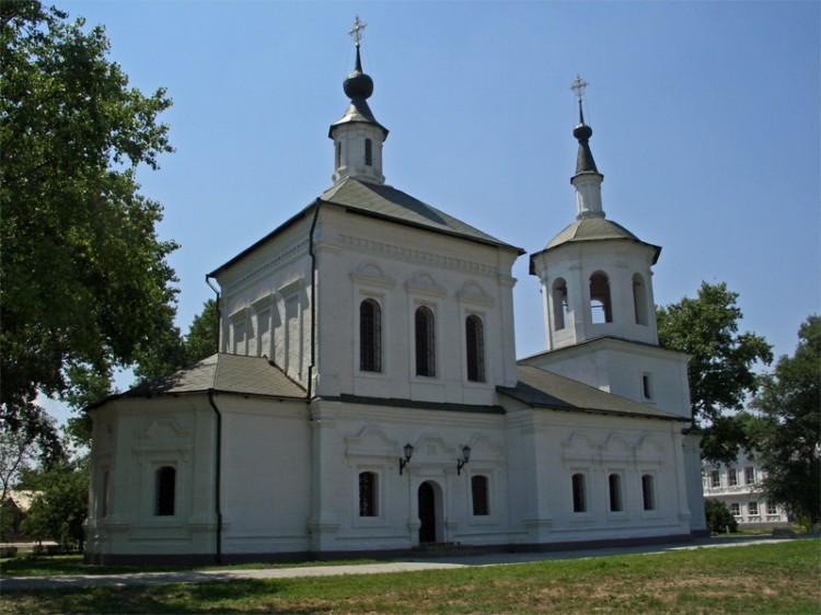 Церковь Петра и Павла, Старочеркасская