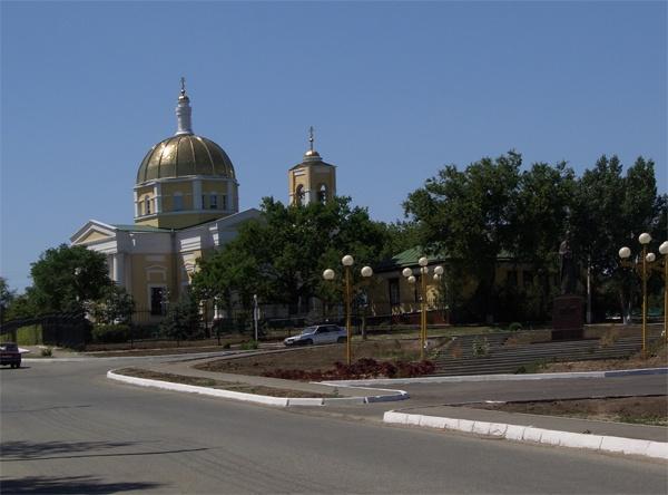 Кафедральный собор Казанской иконы Божией Матери, Элиста