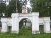 Мугреево-Никольское. Артемия Веркольского, церковь
