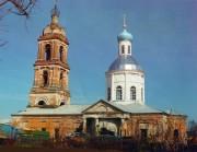 Церковь Рождества Пресвятой Богородицы - Шестаково - Волоколамский городской округ - Московская область