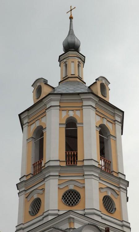 Калужская область, Козельский район, Козельск. Церковь Николая Чудотворца, фотография. архитектурные детали