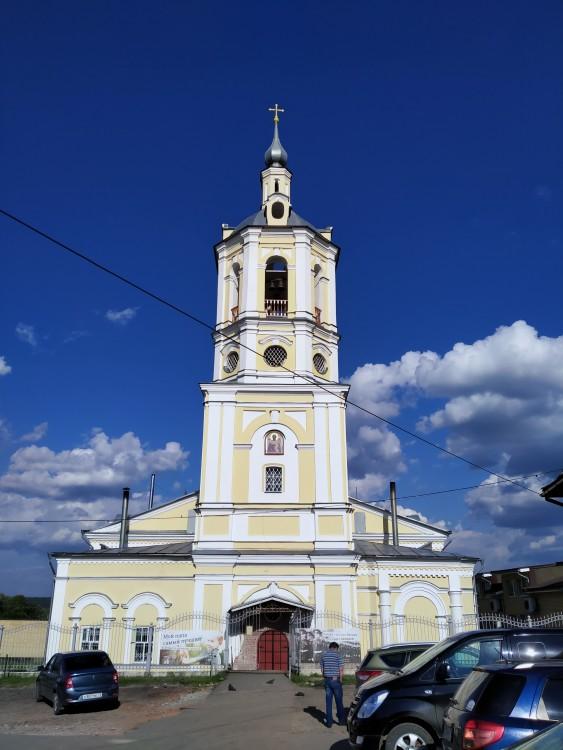 Калужская область, Козельский район, Козельск. Церковь Николая Чудотворца, фотография.