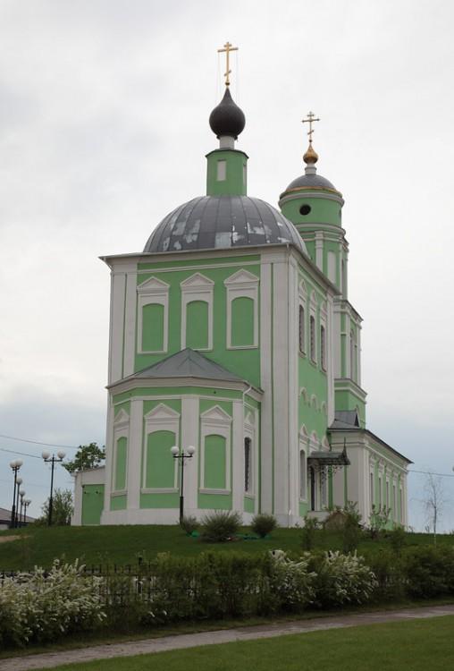 Церковь Сошествия Святого Духа, Козельск