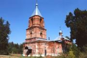 Церковь Введения во храм Пресвятой Богородицы - Верхнее Алопово - Перемышльский район - Калужская область