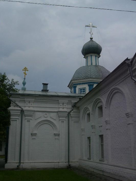 Церковь Никиты Исповедника в Отраде, Волгоград