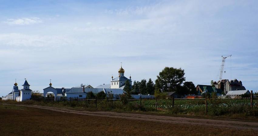 Михаило-Архангельский мужской монастырь, Козиха