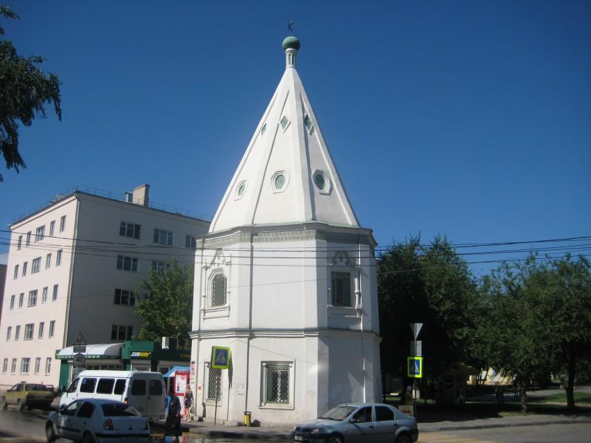 Астраханская область, Астрахань, город, Астрахань. Спасо-Преображенский монастырь, фотография. фасады