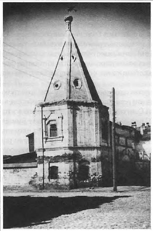 Астраханская область, Астрахань, город, Астрахань. Спасо-Преображенский монастырь, фотография. архивная фотография