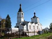 Церковь Николая Чудотворца - Амельфино - Волоколамский городской округ - Московская область