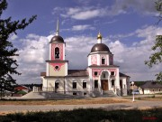 Церковь Николая Чудотворца - Дарьино - Одинцовский городской округ и ЗАТО Власиха, Краснознаменск - Московская область