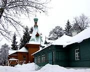 Успенский Пюхтицкий женский монастырь. Церковь Сергия Радонежского на Горке - Куремяэ - Ида-Вирумаа - Эстония