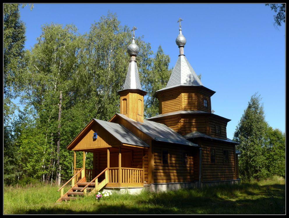 Ивановская область, Палехский район, Палех. Церковь иконы Божией Матери