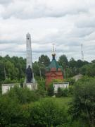 Палех. Александра Невского, часовня