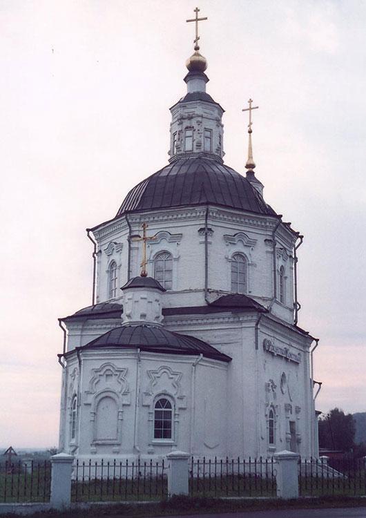 Церковь Спаса Нерукотворного Образа, Коларово