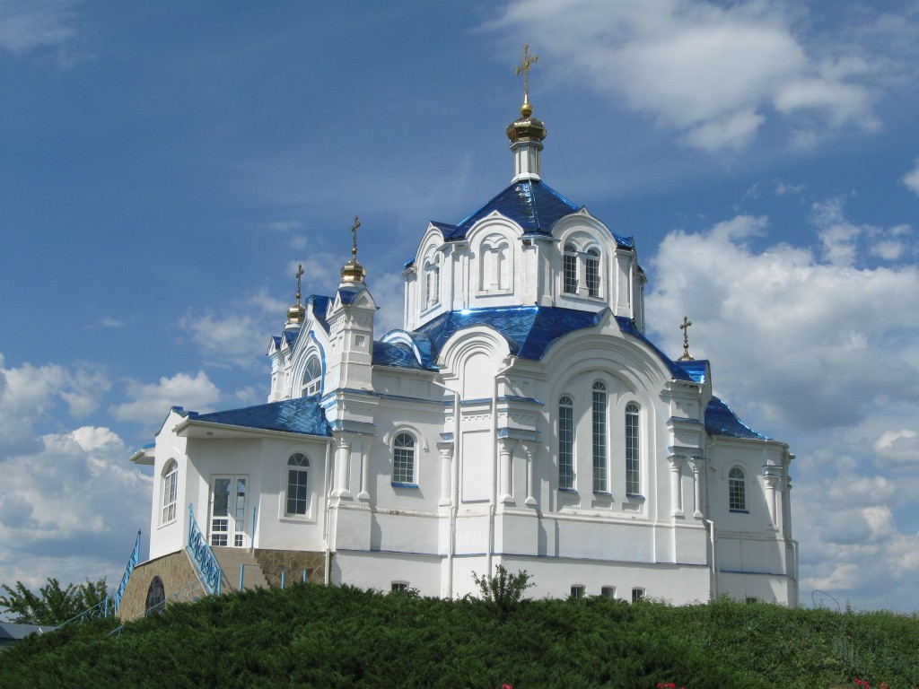 Спасо-Преображенский Мгарский монастырь, Мгарь