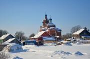 Новлянское. Троицы Живоначальной, церковь
