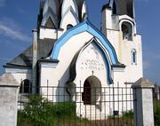 Церковь Георгия Победоносца - Новохаритоново - Раменский район и гг. Бронницы, Жуковский - Московская область