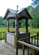 Князе-Владимирский мужской монастырь. Неизвестная часовня - Исток Днепра - Сычёвский район - Смоленская область