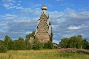 Церковь Рождества Иоанна Предтечи (деревянная) - Ширково - Пеновский район - Тверская область