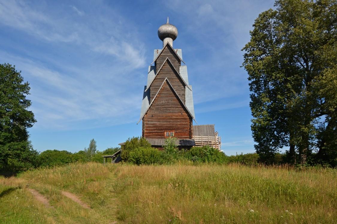 Церковь Рождества Иоанна Предтечи (деревянная), Ширково