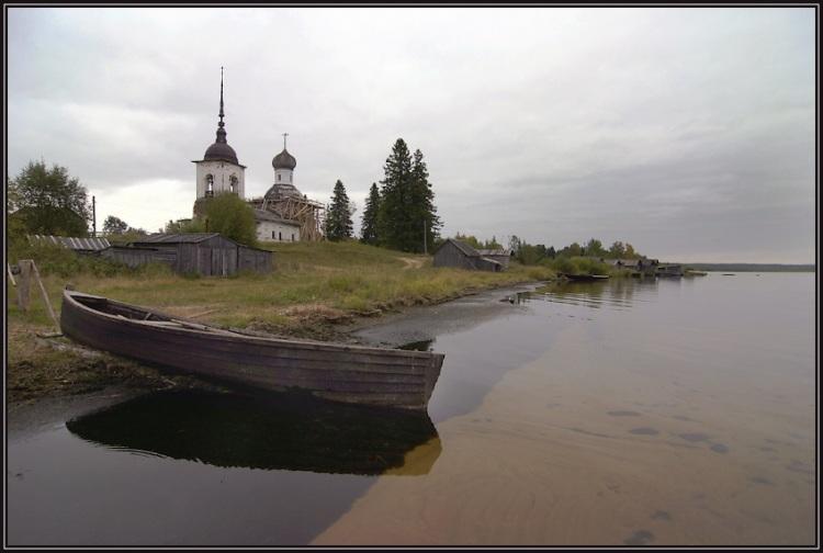 Церковь Петра и Павла, Морщихинская (Лёкшмозеро)