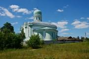Церковь Сергия Радонежского - Тулуковщина - Клинцовский район - Брянская область