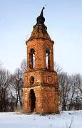 Колокольня церкви Варвары - Матчино - Козельский район - Калужская область