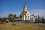 Челябинск. Смоленской иконы Божией Матери при железнодорожном вокзале, церковь