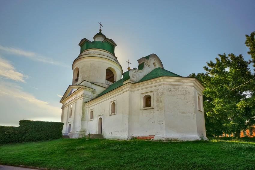 Церковь Николая Чудотворца, Прилуки