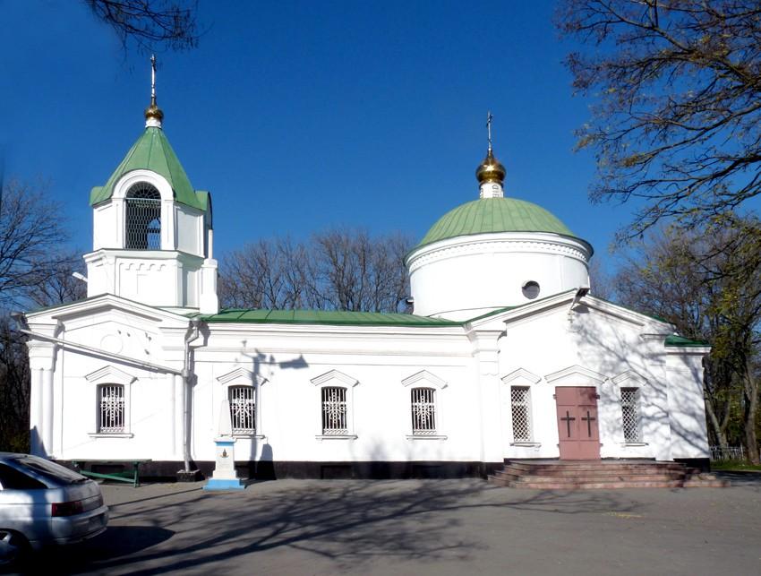 Церковь Всех Святых на старом кладбище, Таганрог