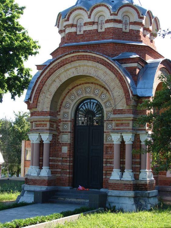Брянская область, Суражский район, Сураж. Неизвестная часовня, фотография. фасады