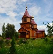 Церковь Успения Пресвятой Богородицы - Кромово - Суражский район - Брянская область