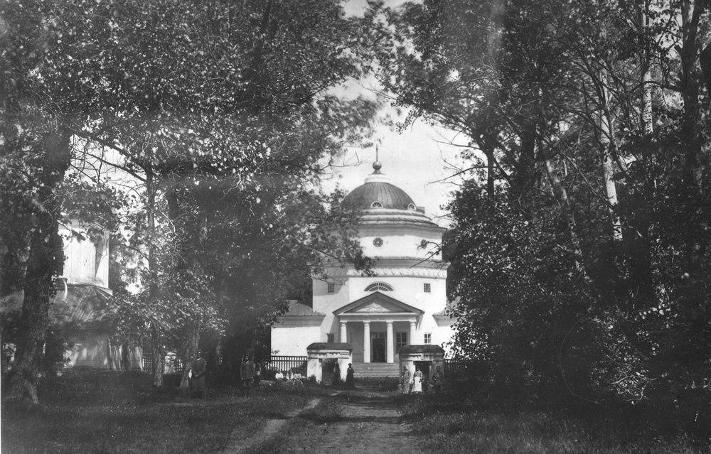 Церковь Покрова Пресвятой Богородицы, Новая Романовка