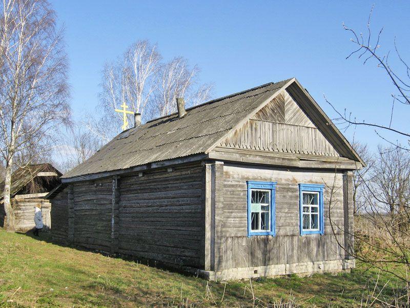Церковь Покрова Пресвятой Богородицы (старая), Высокое
