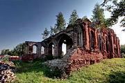 Церковь Успения Пресвятой Богородицы - Ворсино - Боровский район - Калужская область