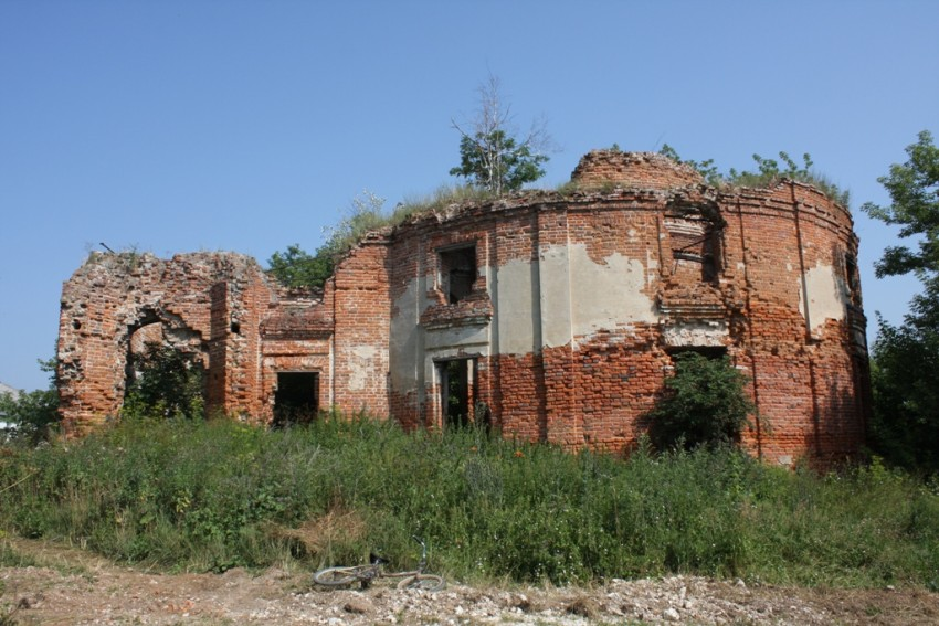 Церковь Воздвижения Креста Господня, Ленинский