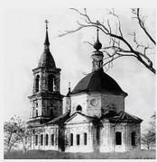 Церковь Николая Чудотворца - Вазьян - Вадский район - Нижегородская область