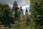 Церковь Троицы Живоначальной - Троица-Переволок - Осташковский городской округ - Тверская область