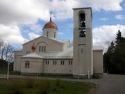 Ново-Валаамский Спасо-Преображенский мужской монастырь. Собор Спаса Преображения - Ууси-Валамо - Южное Саво - Финляндия