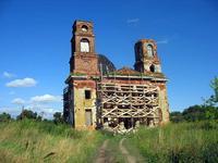 Церковь Николая Чудотворца - Бредихино - Корсаковский район - Орловская область