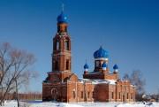 Церковь Благовещения Пресвятой Богородицы - Клин-Бельдин - Зарайский городской округ - Московская область